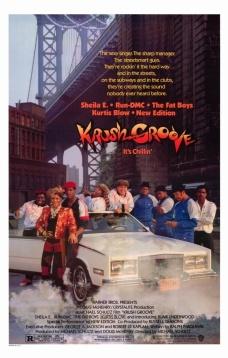 Krush Groove poster