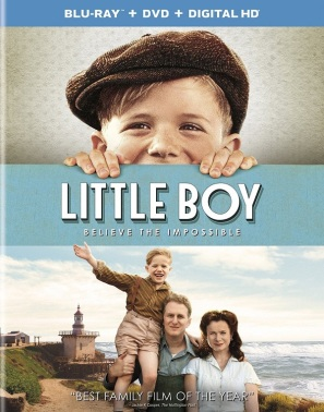 Little Boy Blu-ray