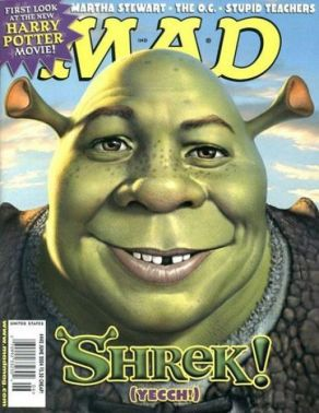 Shrek Mad Magazine