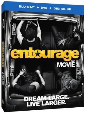Entourage Blu ray