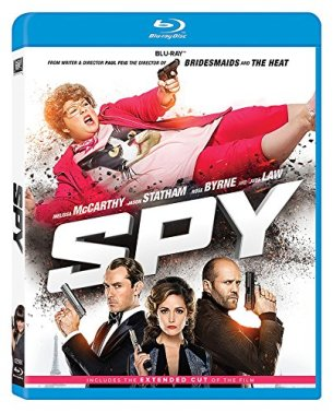 Spy Blu ray