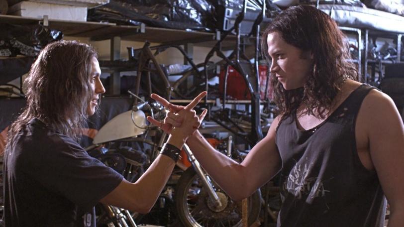 Deathgasm handshake