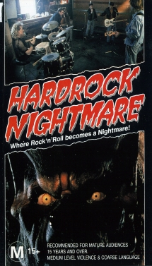 Hard Rock Nightmare cover