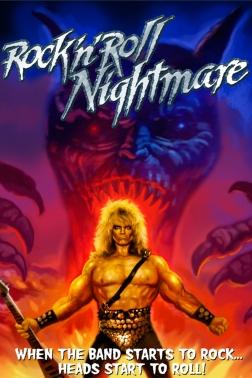 Rock n Roll Nightmare poster