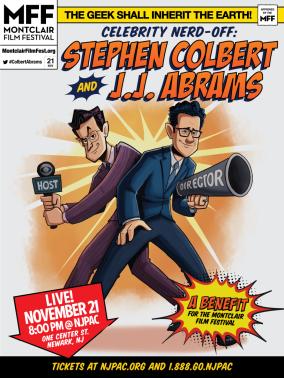 Abrams-Colbert-Nerd-Off