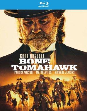 Bone Tomahawk blu ray