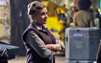 Carrie Fisher TFA