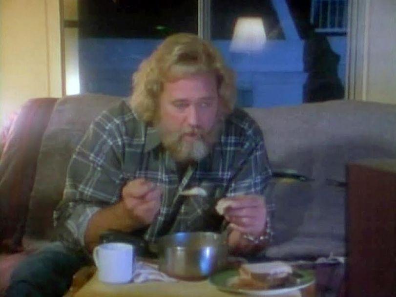 Dan Haggerty soup