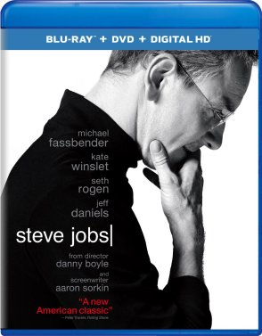 Steve Jobs Blu-ray