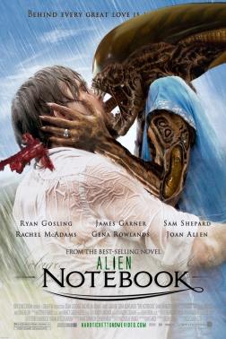 Alien-Notebook