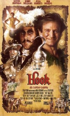 Hook Spanish poster