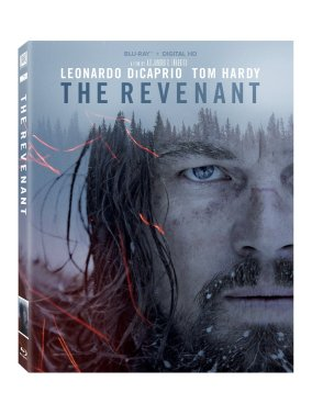 The Revenant cover