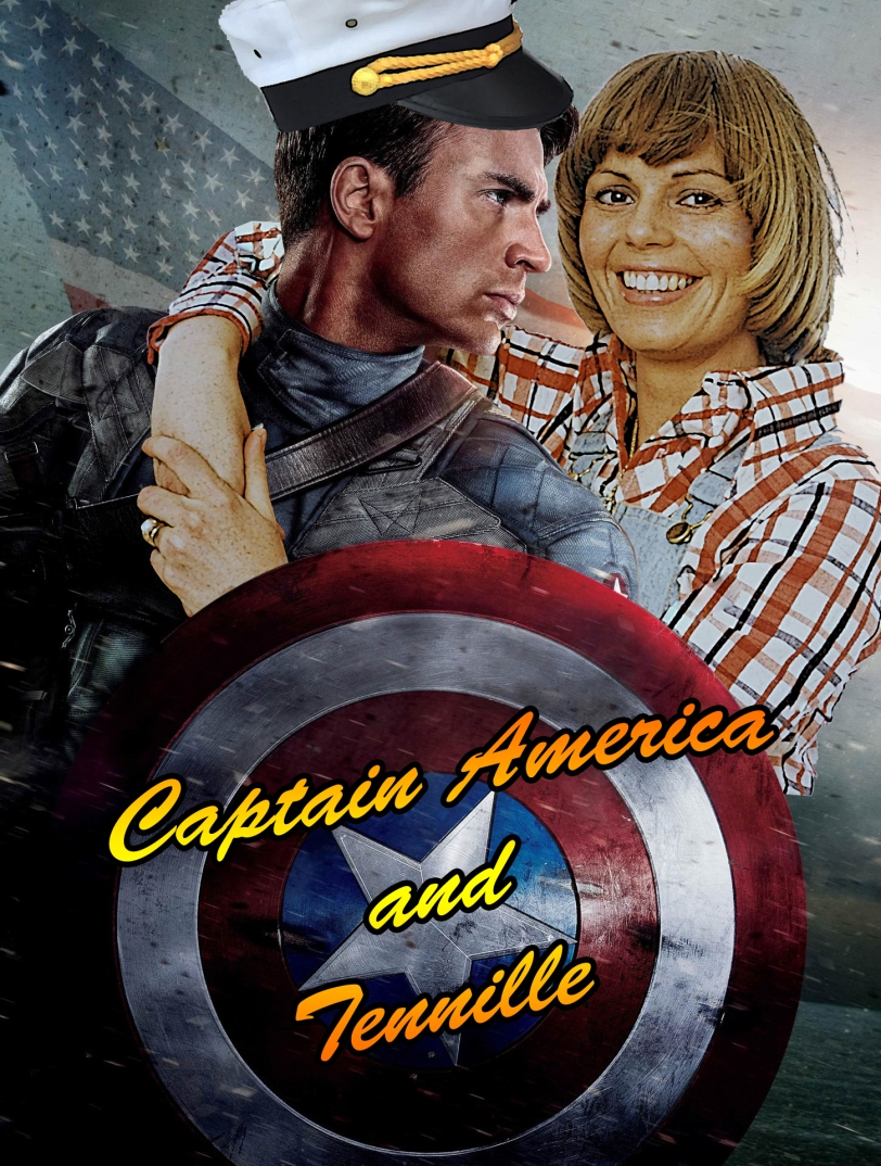 CaptainAmerica&Tennille