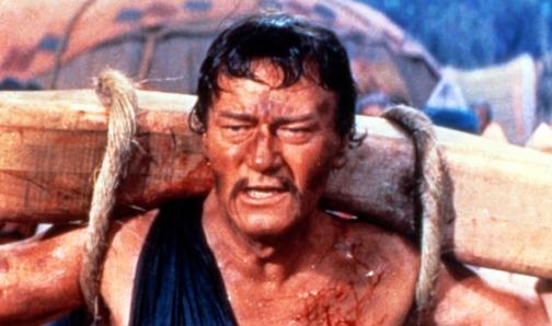 John Wayne Genghis Khan