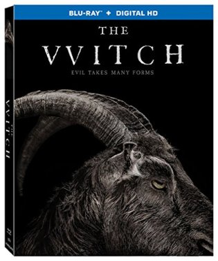 The Witch Blu-ray