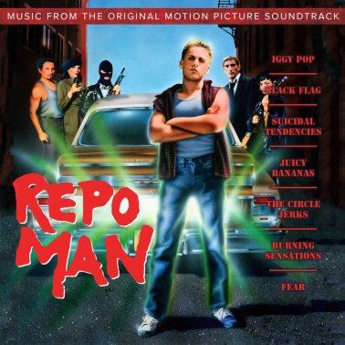 Repo Man soundtrack