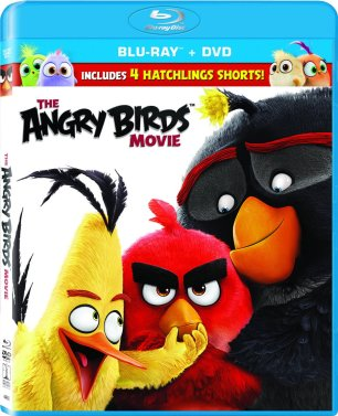 Angry Birds Movie blu-ray