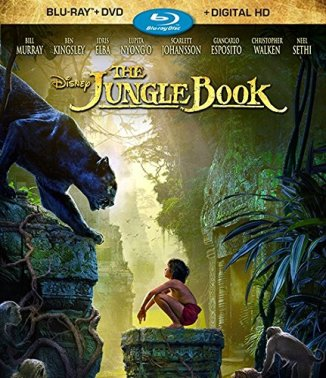 The Jungle Book blu ray
