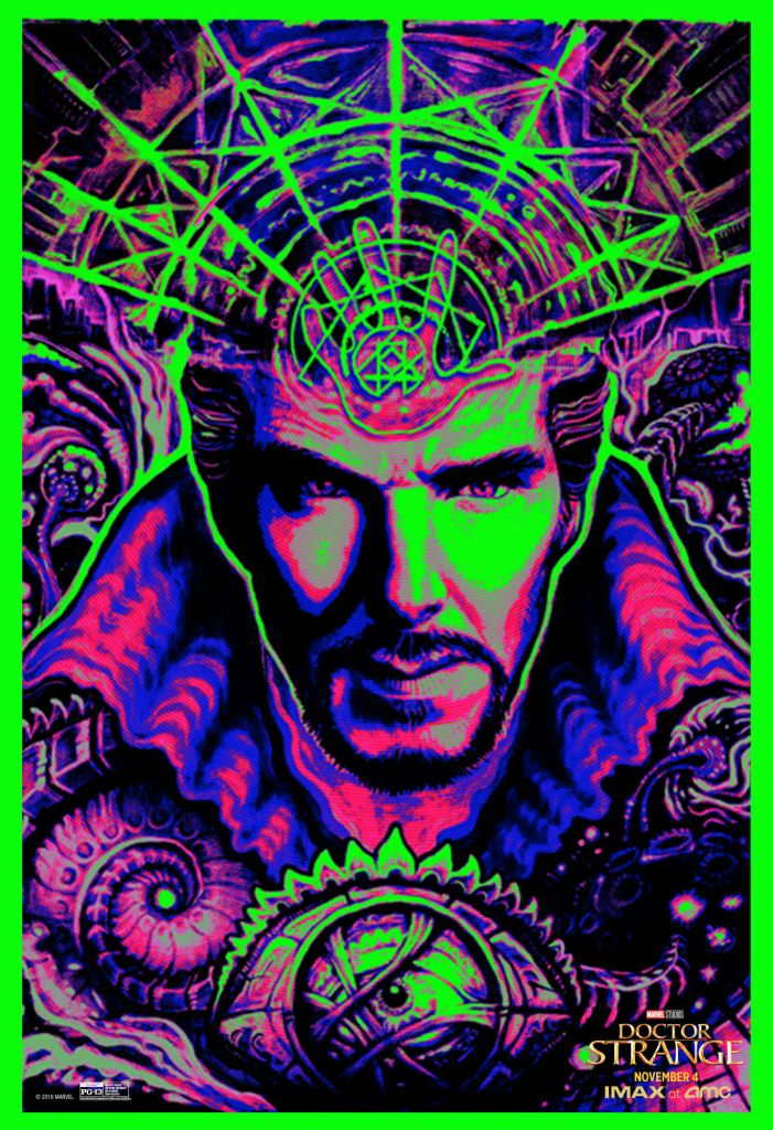 doctor-strange-blacklight-poster