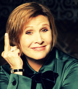 carrie-fisher-middle-finger