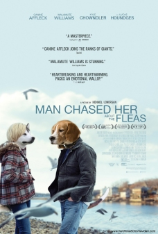 man_chased_her_about_the_fleas-poster