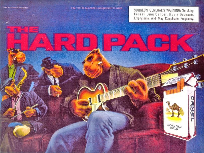 JoeCamel-HardPack-Guitar